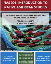 Welcome | Native American Studies at UC Davis